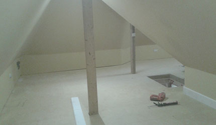 Loft Conversion small